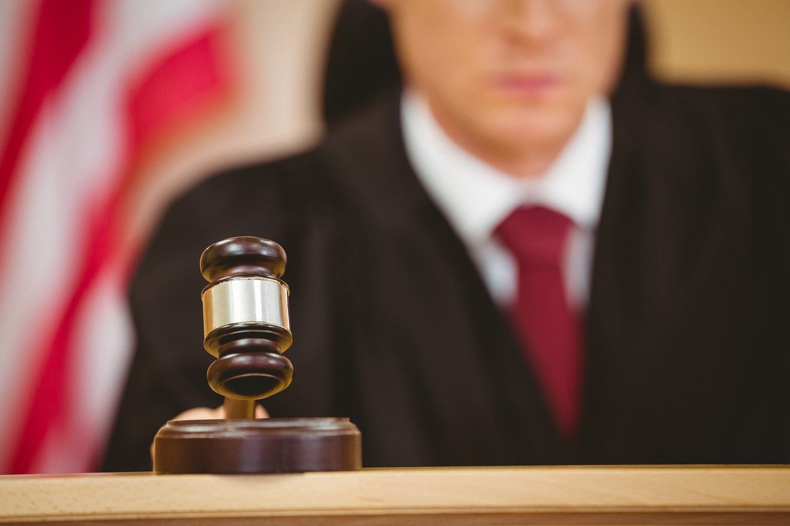 Criminal case - judge