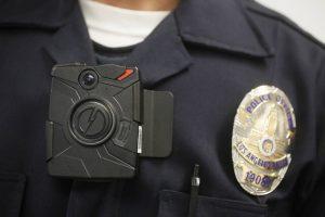 police lapel camera